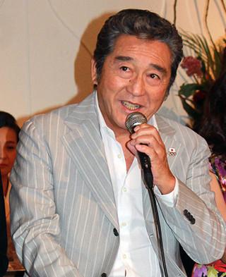 死去した松方弘樹さん「昭和残侠伝」