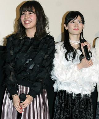 門脇佳奈子と上西恵「愛MY タカラモノと話せるようになった女の子の話」