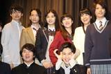 """映画初主演の古畑星夏、歴代""""人狼ガール""""たちの「爆発力に圧倒された」"""