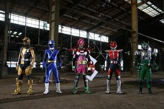 「俺、参上!」「仮面ライダー×スーパー戦隊 超スーパーヒーロー大戦」