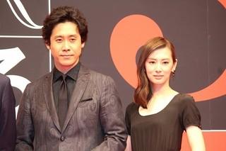 大泉洋と北川景子「探偵はBARにいる」