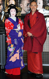 寺島しのぶ、海老蔵と22年ぶり共演で歌舞伎初挑戦「皆、私を女と思っていない」