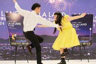 ダンスの才能を見せ付けた渡辺直美「ラ・ラ・ランド」