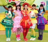 ももクロ、新番組でちびっ子と共演 佐々木彩夏「元気もらっています」も高城れには…