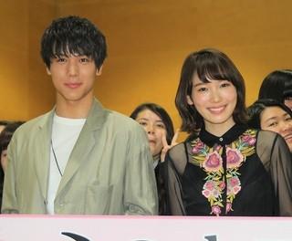 高校生を大興奮させた中川大志&飯豊まりえ「きょうのキラ君」