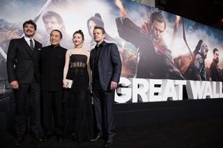 ハリウッドと中国を代表する キャスト・スタッフが集結「グレートウォール」