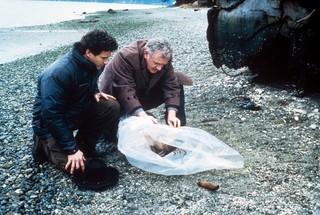 「ツイン・ピークス」新シリーズにも出演した ウォーレン・フロストさん(右)「ツイン・ピークス」
