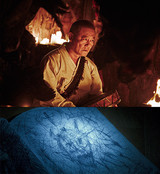 國村隼が裸で生肉を食らい、目を血走らせて襲いかかる!「哭声」恐怖を呼ぶWEB予告