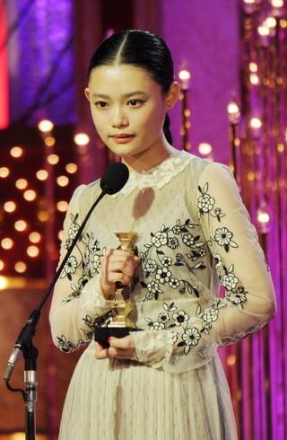 最優秀助演女優賞に輝いた杉咲花「湯を沸かすほどの熱い愛」