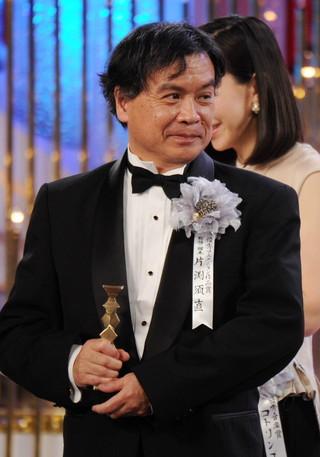 最優秀アニメーション作品賞に輝いた「この世界の片隅に」片渕須直監督「この世界の片隅に」