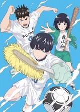 坂本拓氏のコメディ漫画「潔癖男子!青山くん」今夏テレビアニメ化!