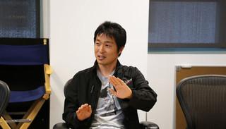取材に応じる成田裕明氏「モアナと伝説の海」