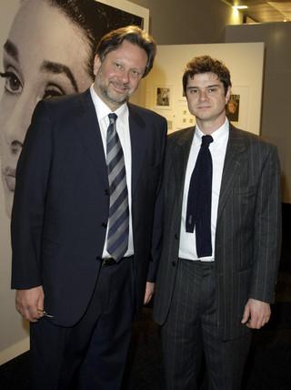 ショーン・フェレル(左)とルカ・ドッティ