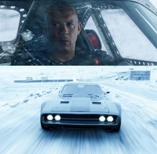 ファミリー沸騰の企画!「ワイルド・スピード ICE BREAK」