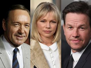 出演交渉中のケビン・スペイシー、ミシェル・ ウィリアムズ、マーク・ウォールバーグ「プロメテウス」