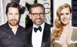 クリスチャン・ベール、スティーブ・ カレル、エイミー・アダムスが共演か「マネー・ショート 華麗なる大逆転」