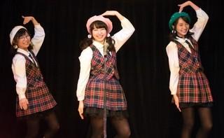 ネクストブレイク必至の3人が 独特ダンス&歌唱を披露「ラストコップ THE MOVIE」