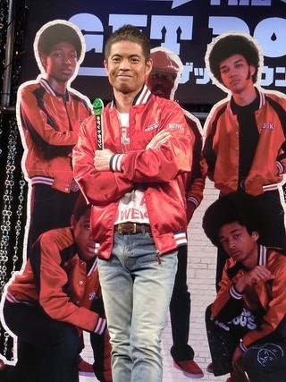 ブラックミュージックや文化を熱く語った久保田利伸「華麗なるギャツビー」