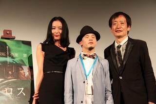 第39回城戸賞受賞作品が原案のエロティックサスペンス「クロス」