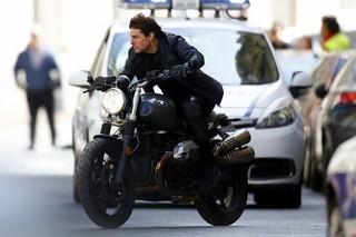 イーサン・ハントがパリを疾走!「ミッション:インポッシブル ローグ・ネイション」