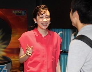 映画のゆかりのある吉祥寺で舞台挨拶を行った永野芽郁「ひるなかの流星」