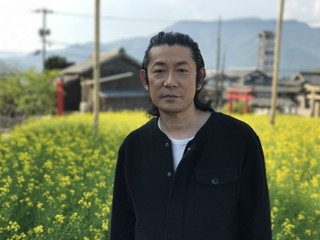 小豆島で新たな活力を得た永瀬正敏