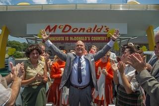 マイケル・キートンが怪演「ファウンダー ハンバーガー帝国のヒミツ」