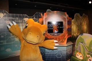 東京・ラフォーレミュージアム原宿で開催「デジモンアドベンチャー」