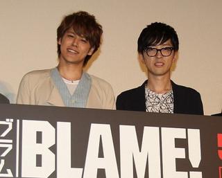 弐瓶勉氏のデビュー漫画をアニメ映画化「BLAME!」