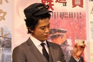 高倉健さんが配ったライター「追憶」