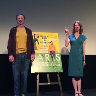 ドミニク・アベルとフィオナ・ゴードン「ロスト・イン・パリ」