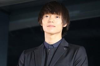 会見に出席した窪田正孝「東京喰種 トーキョーグール」