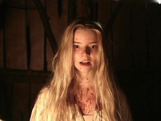 主人公トマシンを演じるアニヤ・テイラー=ジョイ「ウィッチ」