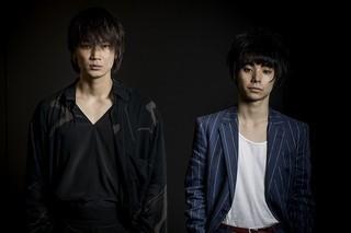 取材に応じた綾野剛と村上虹郎「武曲 MUKOKU」