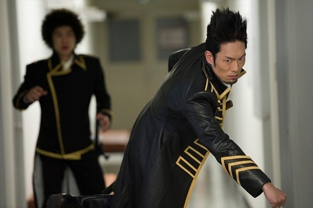 "dTV版「銀魂」に北乃きい参戦!""泣けるエピソード""として名高い「ミツバ編」を実写化"