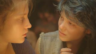 パルムドールを競売に出品「アデル、ブルーは熱い色」