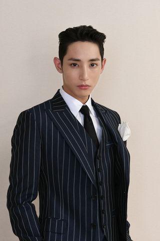 韓国マフィアの跡取り息子 を演じるイ・スヒョク「マイ・ボス マイ・ヒーロー」