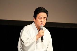 ファン1800人から喝さいを おくられた立川談春「忍びの国」