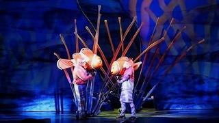 米ディズニー・アニマルキングダムの人気ショー 「ファインディング・ニモ:ザ・ミュージカル」