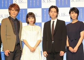 岩井俊二監督の傑作ドラマをアニメ映画化「打ち上げ花火、下から見るか?横から見るか?」