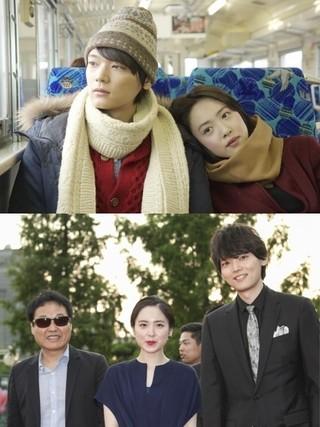 富川国際ファンタスティック映画祭に参加し、観客の歓声にこたえた「猟奇的な彼女」
