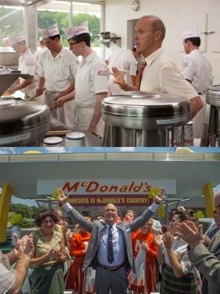 マクドナルドの躍進の秘密が明かされる「ファウンダー ハンバーガー帝国のヒミツ」