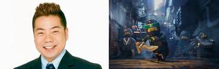 担当キャラは公開アフレコで生発表「レゴ ニンジャゴー ザ・ムービー」
