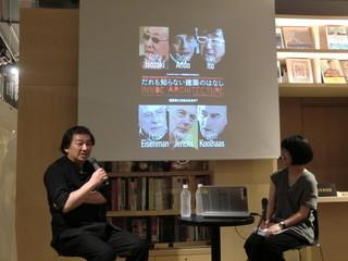 建築家の坂茂氏と石山友美監督「だれも知らない建築のはなし」
