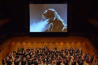 伊福部昭氏の劇中曲をオーケストラで「ゴジラ」