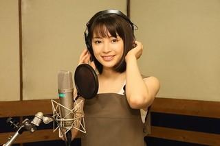 広瀬すずがレコーディングに初挑戦!