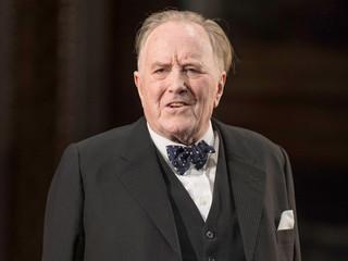 魔法大臣コーネリウス・ファッジ役で 知られたロバート・ハーディさん「ハリー・ポッターと不死鳥の騎士団」