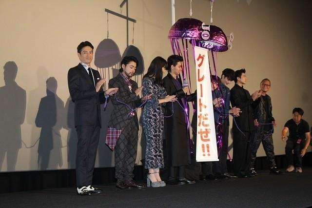 山崎賢人「ジョジョ」公開に感慨深げ「自分のなかで大切な作品」