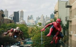 アイアンマンとの共闘も ファンにはうれしいところ「スパイダーマン ホームカミング」