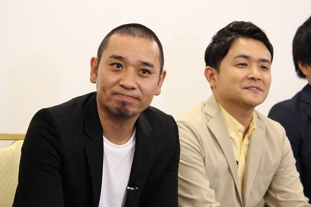 「千鳥」大悟&ノブ、Amazon新バラエティ「特攻フルスインガー」で天下獲り!?